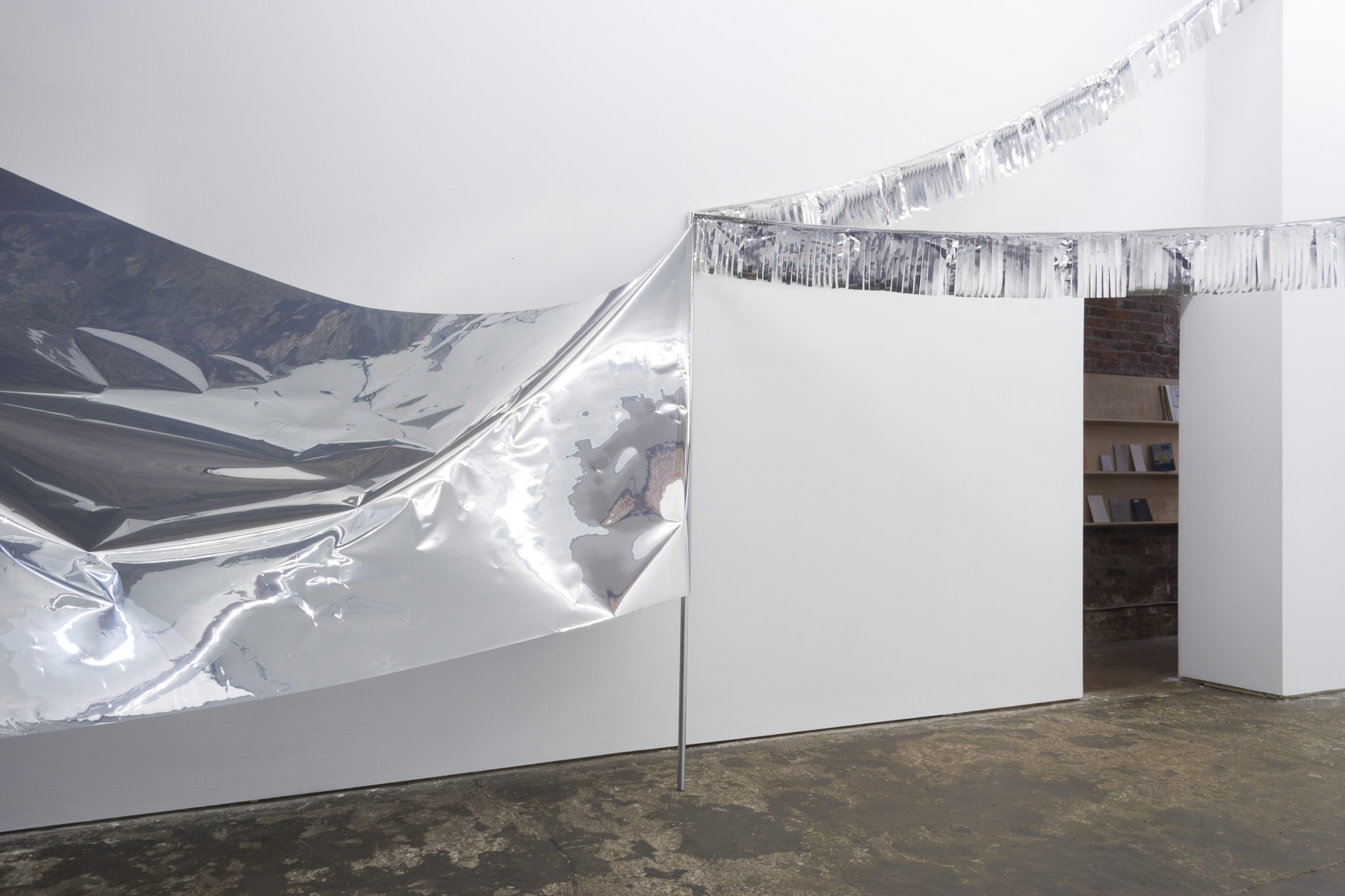 Antonia Hirsch, Intravert (2014). Photo by Dennis Ha.
