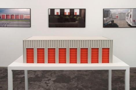Mini Storage (2011), Gary Warren Hubbs. Photo credit: Yvonne Hachkowski.