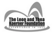 The Leon and Thea Koerner Foundation