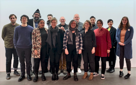 221A Board of Directors and staff members at the 2019 retreat